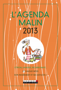 Couverture Agenda malin