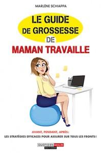 Le Guide de grossesse de maman travaille_c1