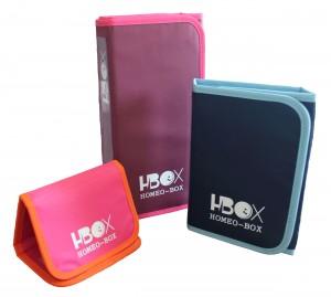 Pochettes Homeo-Box